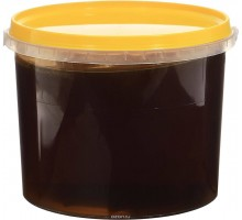 Гречишный мёд, 1.4 кг пластик