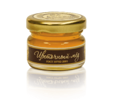Цветочный мед, 40 гр. «Цилиндр»