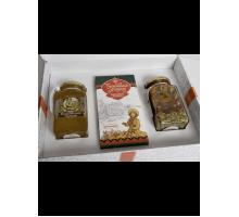 Подарочный набор c мёдом Kustanas №4