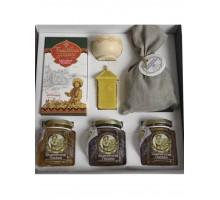 Подарочный набор c мёдом Kustanas №10