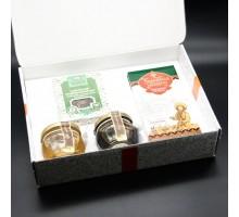 Подарочный набор c мёдом Kustanas №2