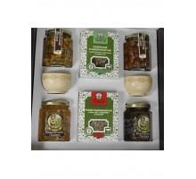 Подарочный набор c мёдом Kustanas №6