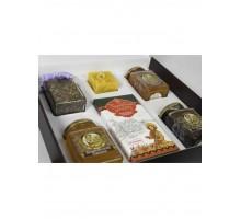 Подарочный набор c мёдом Kustanas №7