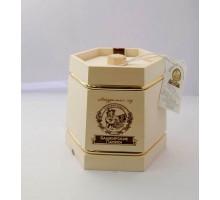 Подарок с медом Кадушка с обручем белая 300 гр