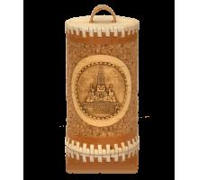Подарок с мёдом Туес  Монумент Дружбы  600гр.