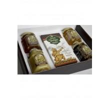 Подарочный набор c мёдом Kustanas №1
