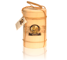 Подарок с мёдом Батман белый 300 гр.