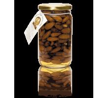 Цветочный мёд с миндалём, 440 гр