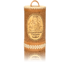 Подарок с мёдом Туес  Медведь гурман  1300гр.