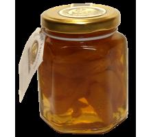 Цветочный мед с курагой, 180 гр.