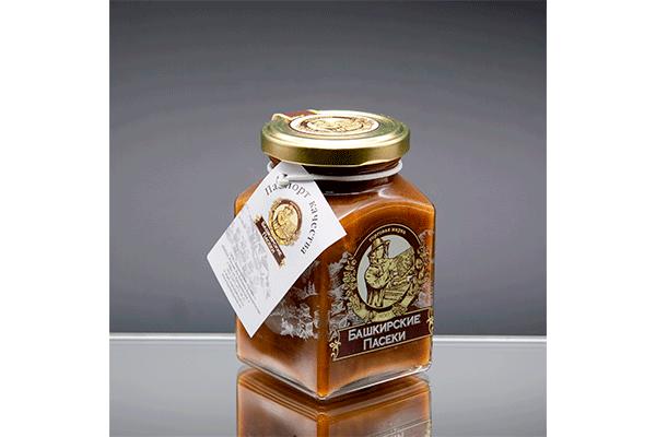 """""""Призма-350"""" гречишный мёд 350 гр ⠀⠀⠀⠀"""