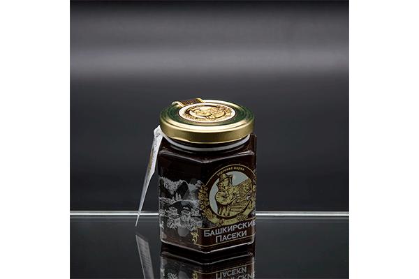 """""""Сотка-250"""" гречишный мёд 250 гр"""