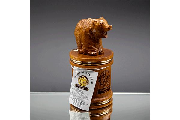 Медведь на чиляке ⠀⠀⠀⠀⠀