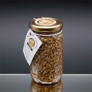 """""""Пасеки-500"""" цветочный мед с семенами подсолнечника 440 гр"""