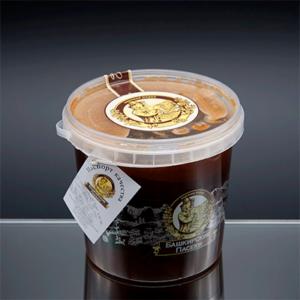 Ведро с гречишным медом 1,4 кг
