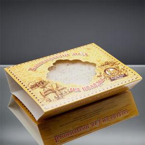 Колодный мед в упаковке 500-600 гр