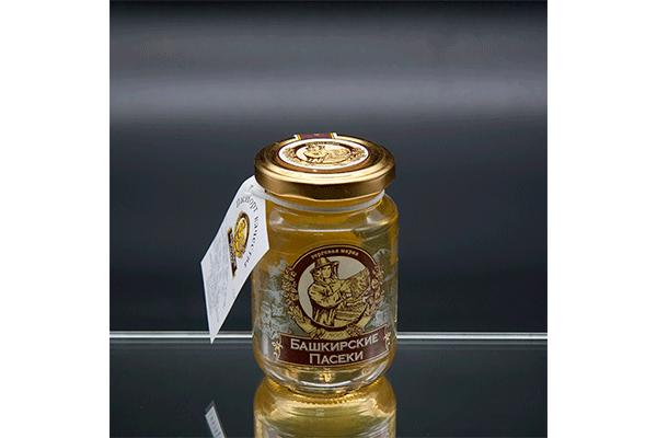 """""""Пасеки-250"""" липовый мёд 250 гр"""
