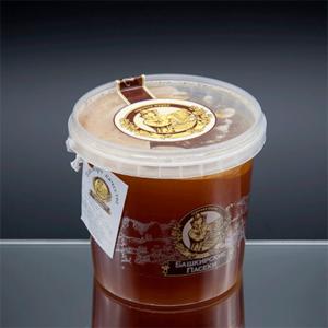 Ведро с цветочным медом 1,4 кг
