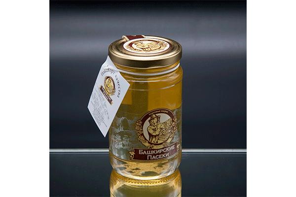 """""""Пасеки-500"""" липовый мёд 500 гр ⠀⠀⠀⠀⠀⠀⠀"""