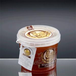 Ведро с цветочным медом 0,7 кг