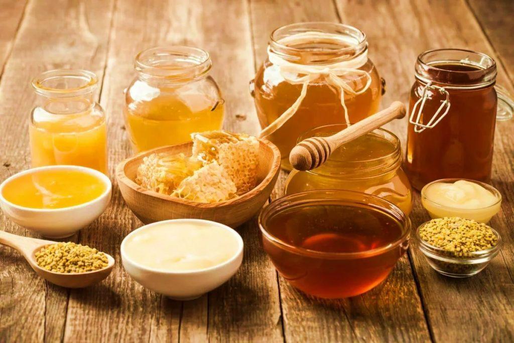 как может выглядеть цветочный мед
