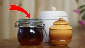 стеклянная крышка для меда
