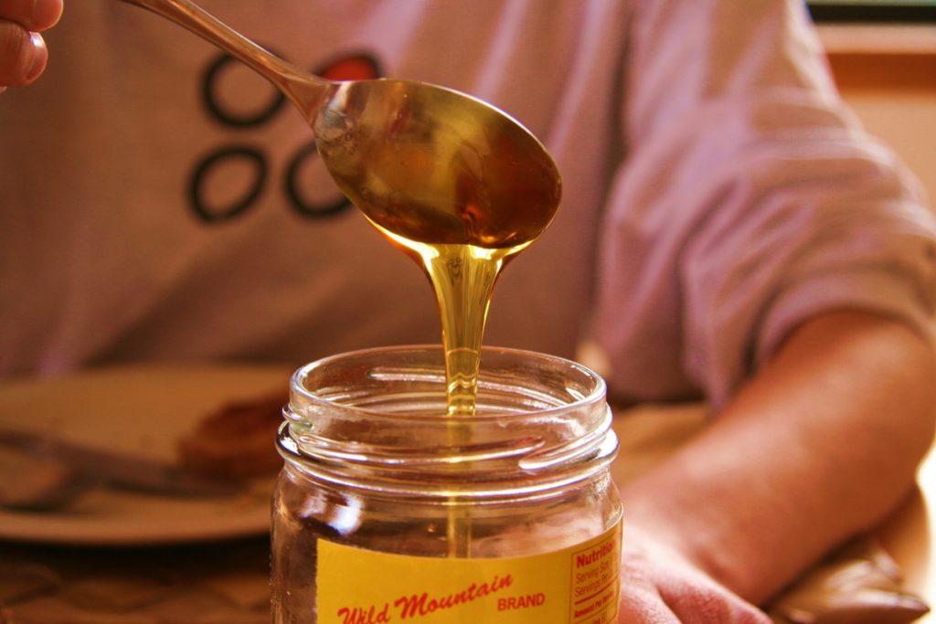 жидкий свежий мед