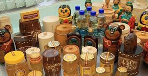 башкирский мед в ассортименте