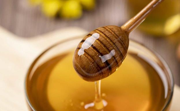 свежий жидкий мед